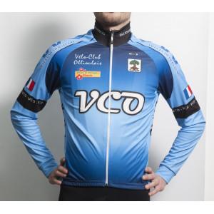 Biciklistička jesenja windstoper jakna