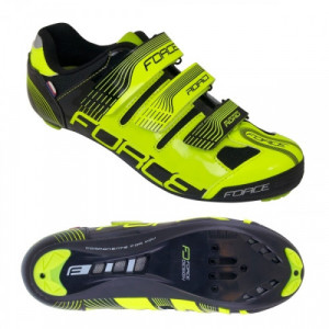 SPRINTERICE FORCE ROAD fluo-crne -44