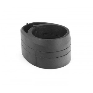 SET DISTANCERA CONTROLTECH 10/5/10 mm, black