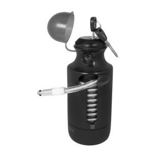 BIDON - BRAVA ZA ZAKLJUČAVANJE FORCE BOTTLE LOCK 150cm/7mm, black