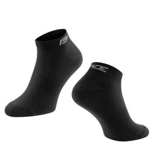 Čarape FORCE SHORT, crne S-M/36-41