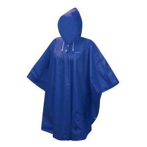 KABANICA PONCHO FORCE PVC  - L-XXL, plava