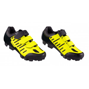 Sprinetrice FORCE MTB TEMPO, Fluo-Crne 44