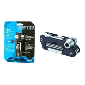 Multi alat BETO 18F sa adapterom za C02,BT-350
